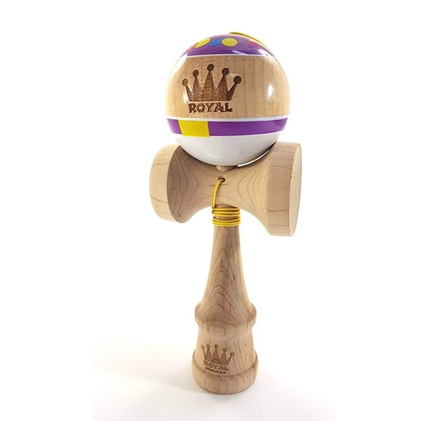 Royal Kendama - Artwork by Matt