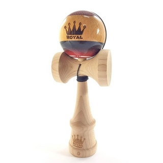 Royal Kendama - Artwork by Rob